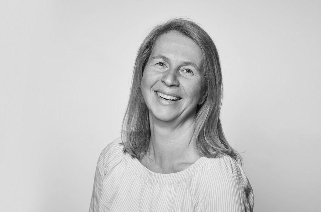 Gabi Lewerentz, Mediengestalterin bei SMS