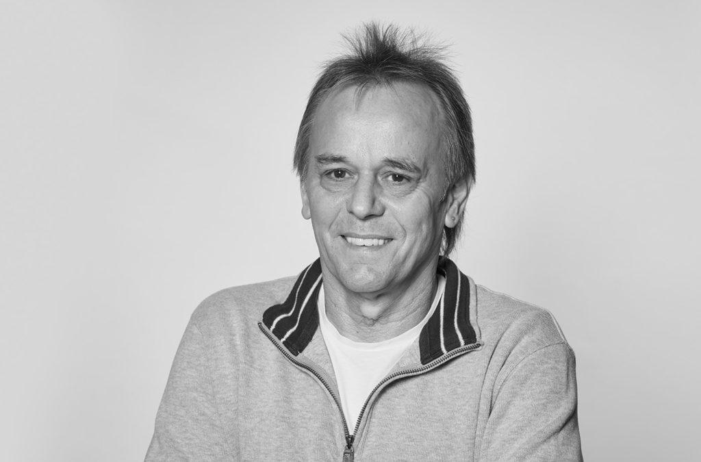 Norbert Scheer, Geschäftsführer von SMS Scheer Medien Service GmbH